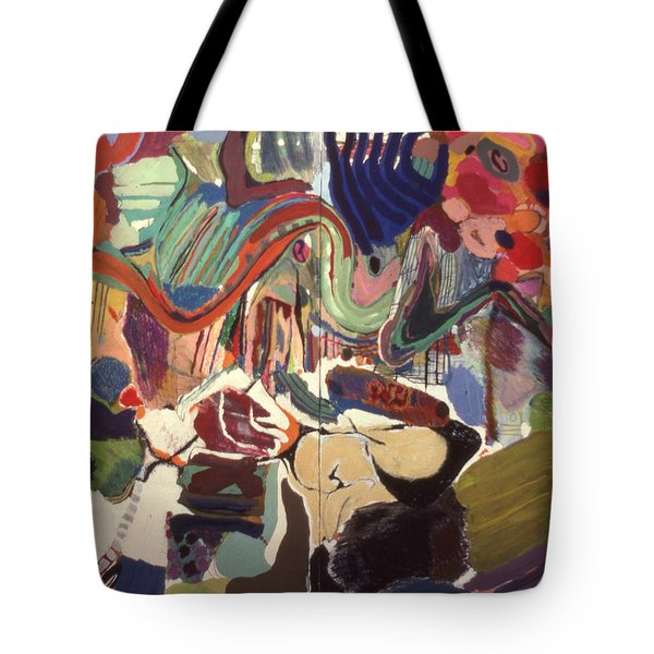 Variations#2 Tote Bag
