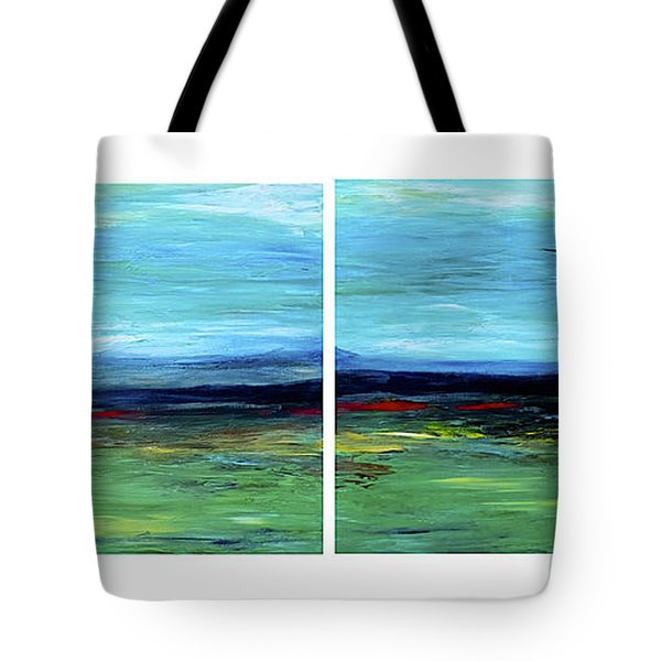 Vast Horizon Tote Bag