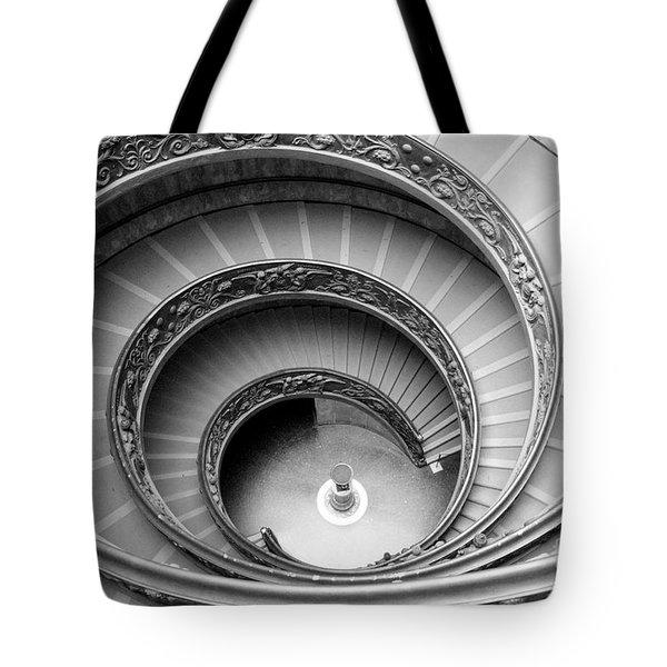 Vatican Spiral Tote Bag