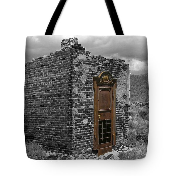 Vault Of Time Tote Bag