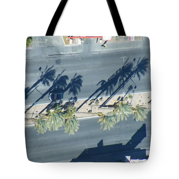 Veepalm Tote Bag by Brian Boyle