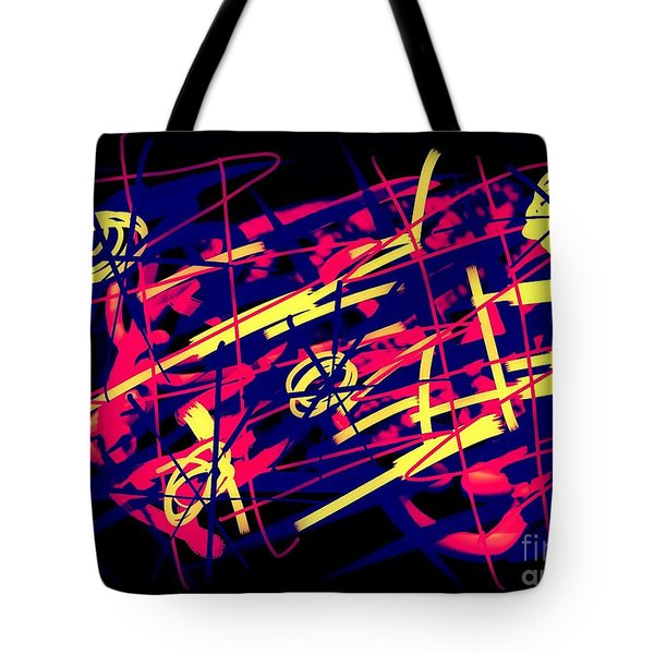 Vegas Delight Tote Bag