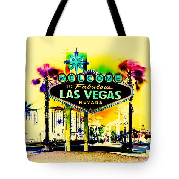 Vegas Weekends Tote Bag
