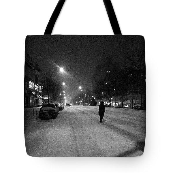 No Traffic Tote Bag