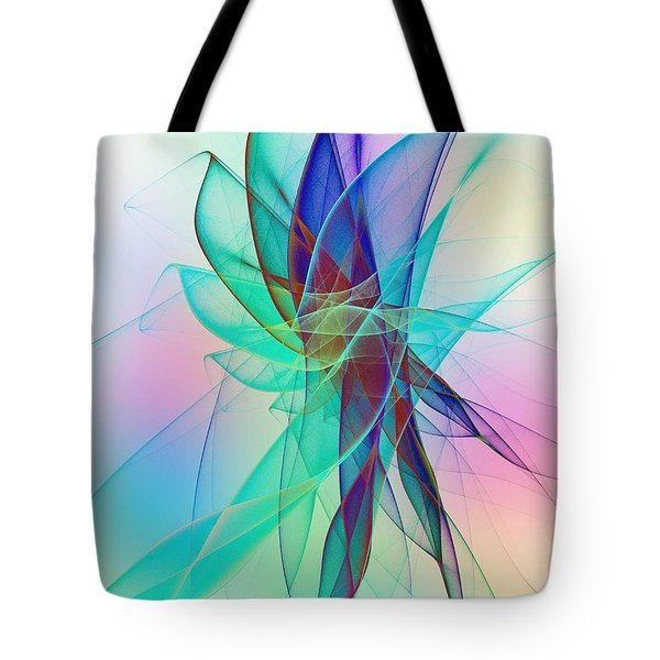 Veildance Series 2 Tote Bag