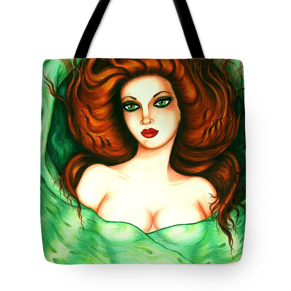 Veiled Tote Bag