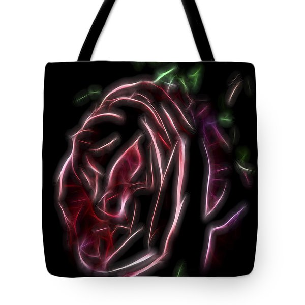 Velvet Rose 1 Tote Bag