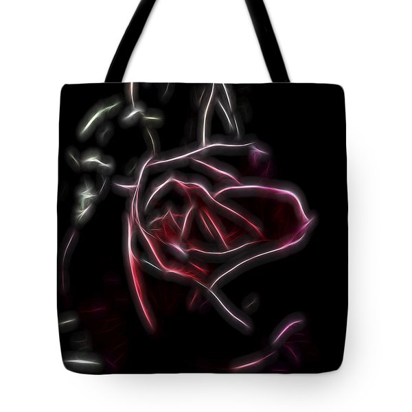 Velvet Rose 2 Tote Bag