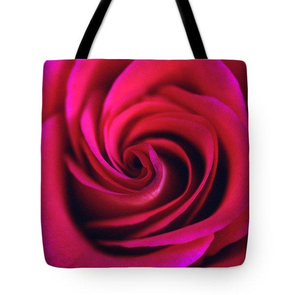 Velvet Rose Tote Bag by Kathy Yates