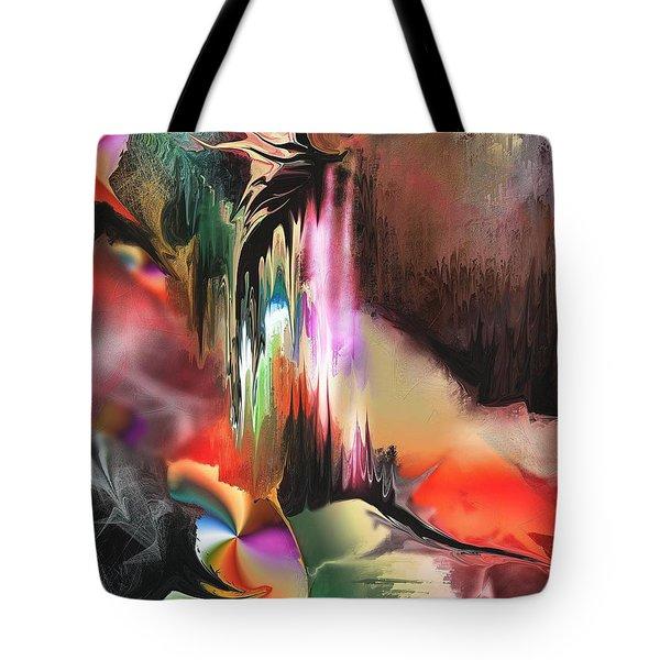 Venerable  Tote Bag by Francoise Dugourd-Caput