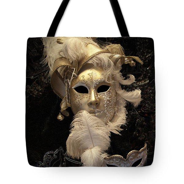 Venetian Face Mask B Tote Bag
