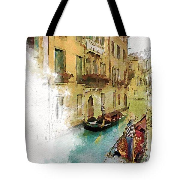 Venice 1 Tote Bag
