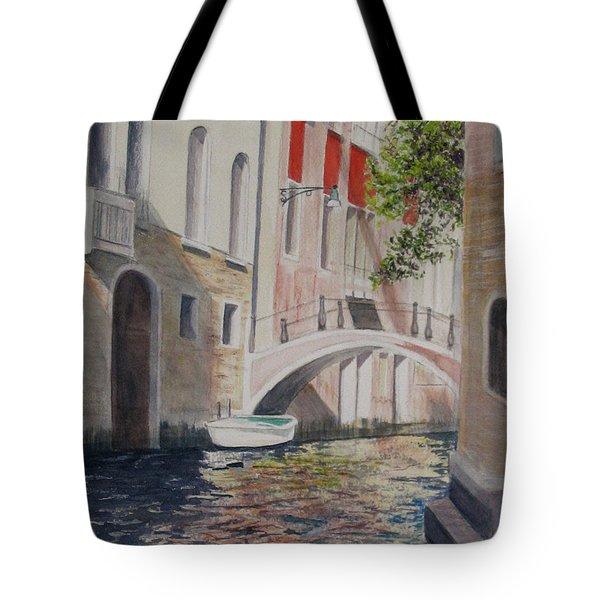 Venice 2000 Tote Bag by Carol Flagg