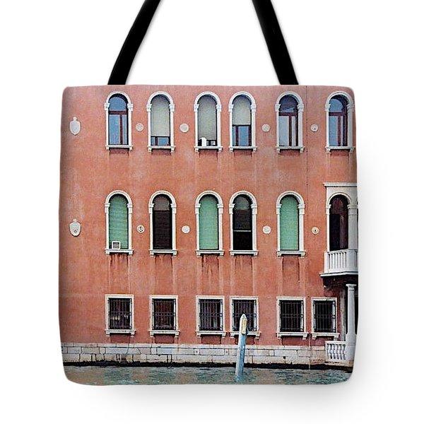 Venice Apartment Tote Bag by Stuart Litoff
