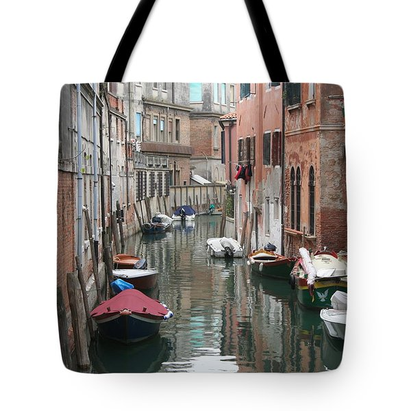 Venice Backstreets Tote Bag
