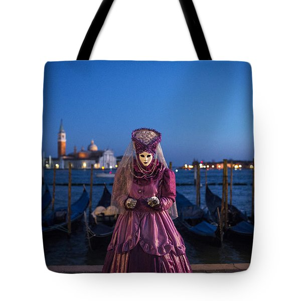 Venice Carnival '15 V Tote Bag