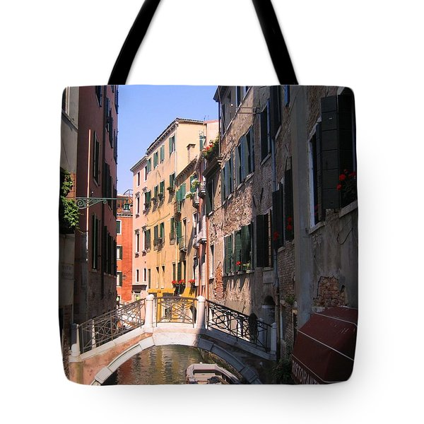Tote Bag featuring the photograph Venice by Dany Lison