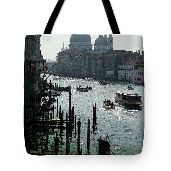 Venice Grand Canale Italy Summer Tote Bag