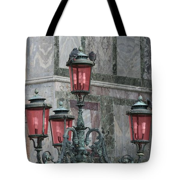 Venice Lights By Day Tote Bag