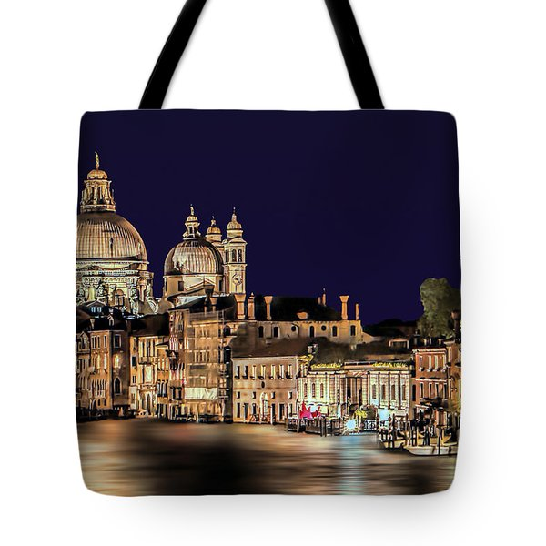 Basilica Of Good Health Tote Bag