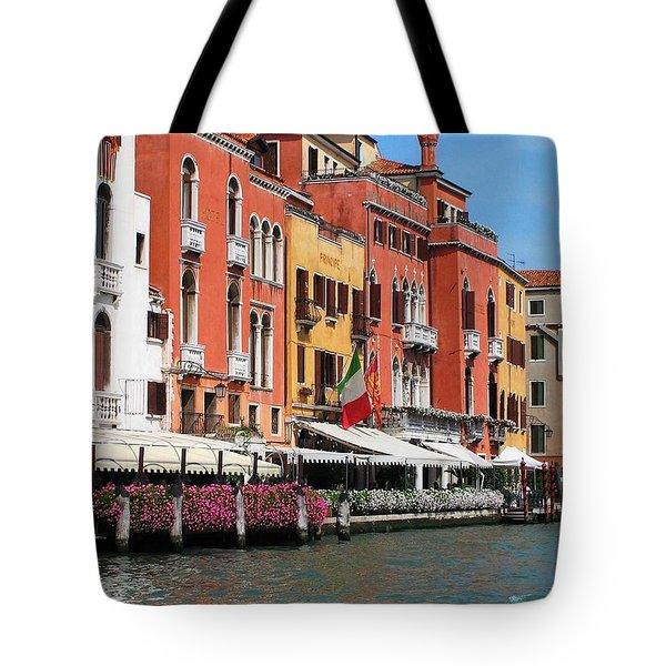 Venice  Tote Bag by Oleg Zavarzin