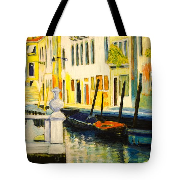 Venice Remembered Tote Bag