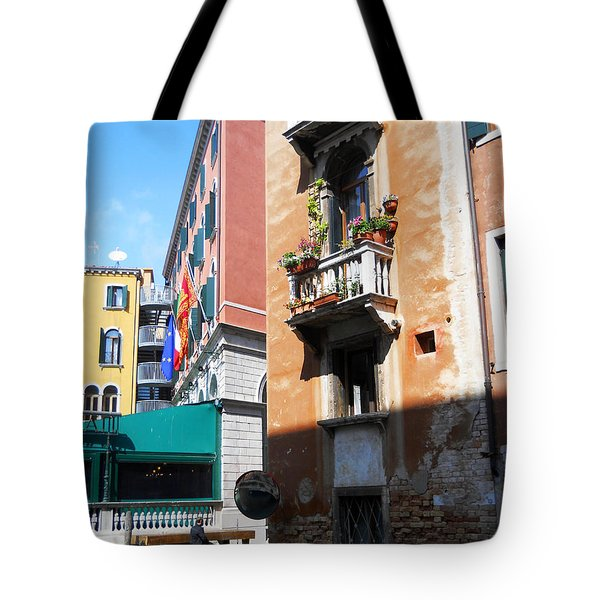 Venice Series 6 Tote Bag by Ramona Matei