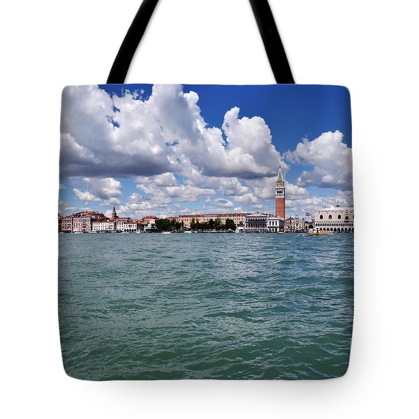 Venice Tote Bag by Simona Ghidini