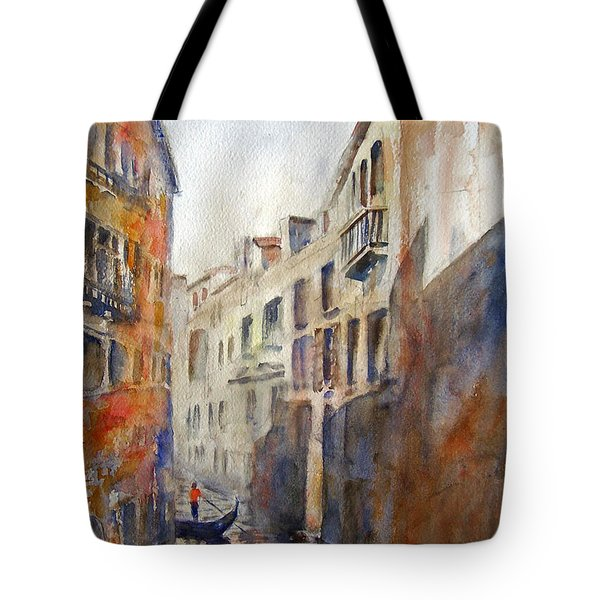 Venice Travelling Tote Bag