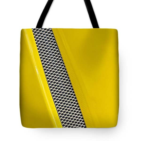 Vented Tote Bag by Linda Bianic