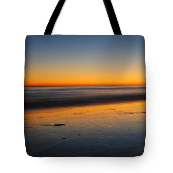 Ventura Beach Evening Tote Bag by Catherine Lau