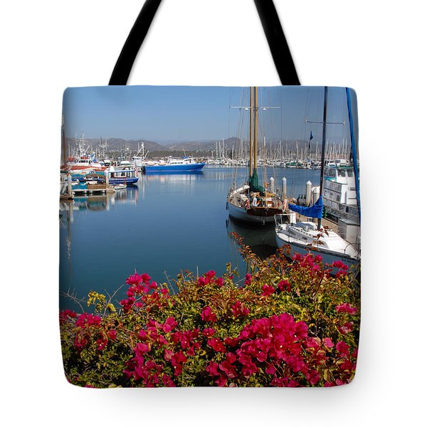 Ventura Harbor Tote Bag