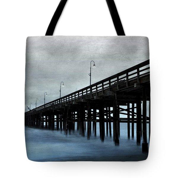 Ventura Pier Tote Bag