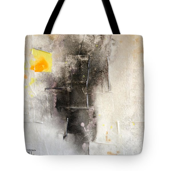 Veracity Tote Bag by Ron Richard Baviello