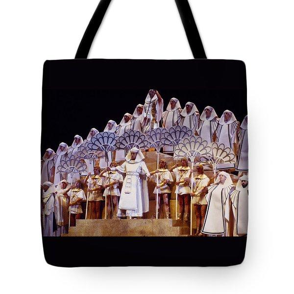 Verdi Aida Tote Bag