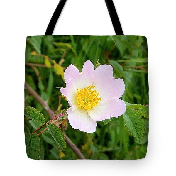 Vert Jaune Rose Tote Bag