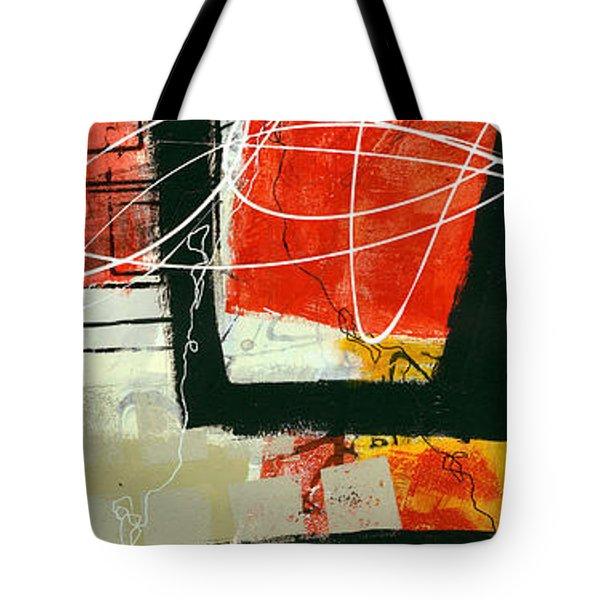 Vertical 1 Tote Bag