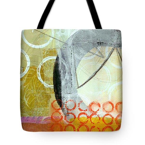 Vertical 4 Tote Bag by Jane Davies