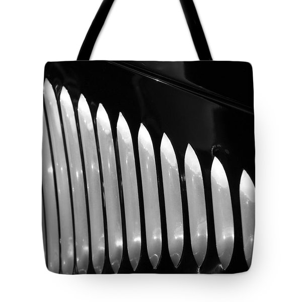 Tote Bag featuring the photograph Vertical Vents by Rebecca Davis