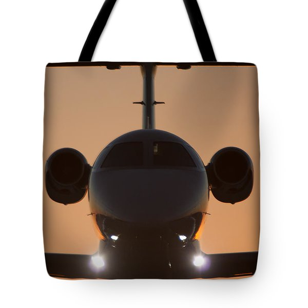 Tote Bag featuring the photograph Very Close by Paul Job