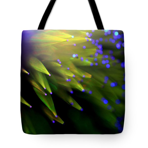 Very Superstitious Tote Bag by Dazzle Zazz