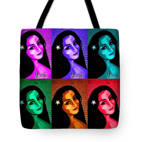 Veterana Colors Tote Bag