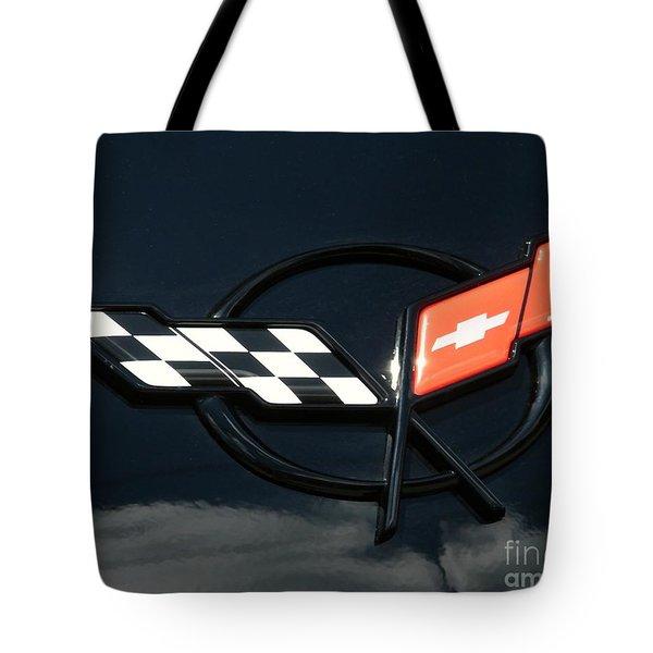 Vette Tote Bag