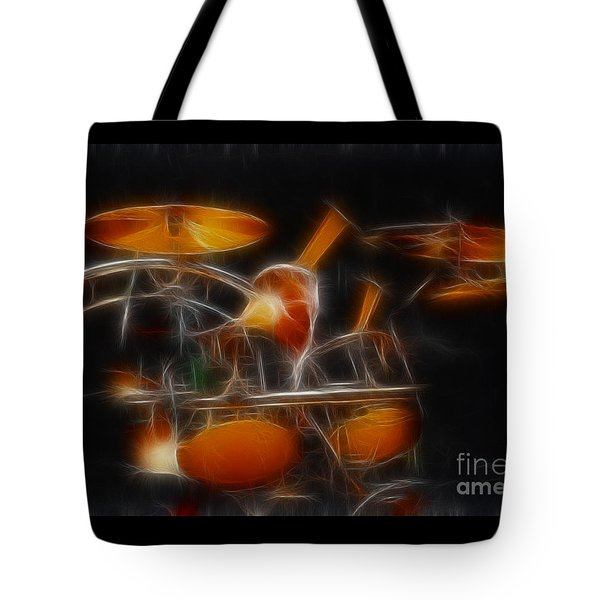 Vh-alex-balance-gb32-fractal Tote Bag by Gary Gingrich Galleries
