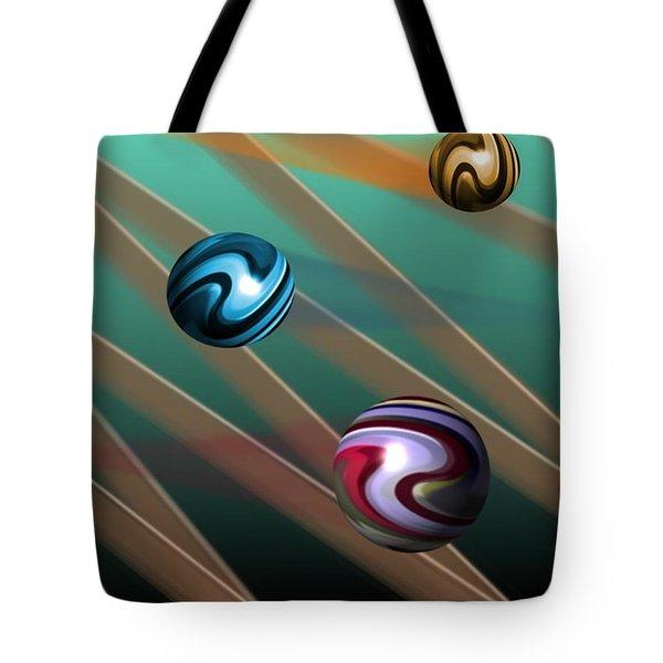 Vibrations Tote Bag