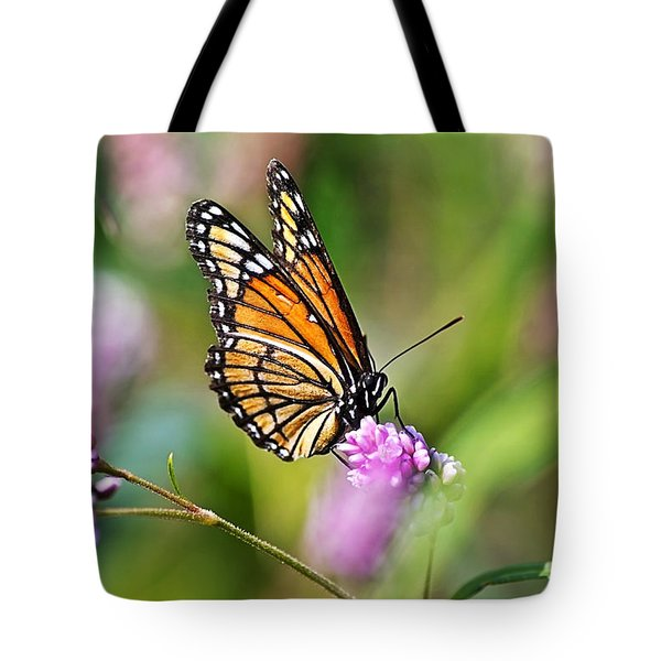Viceroy Butterfly Tote Bag by Christina Rollo