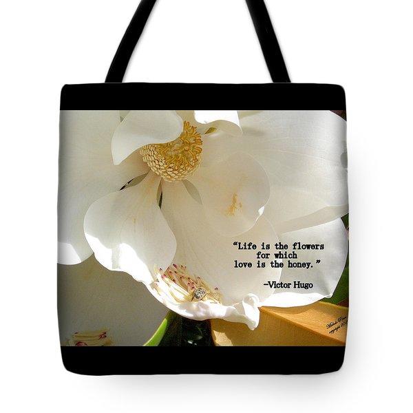 Victor Hugo 2 Tote Bag