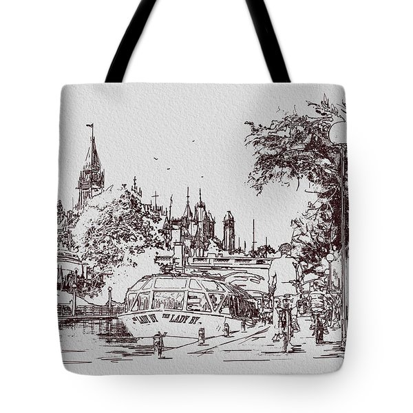Victoria Art 013 Tote Bag by Catf