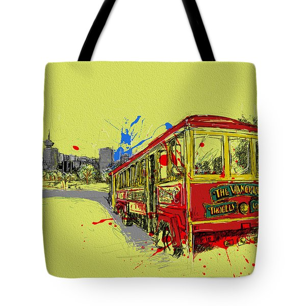Victoria Art 014 Tote Bag by Catf