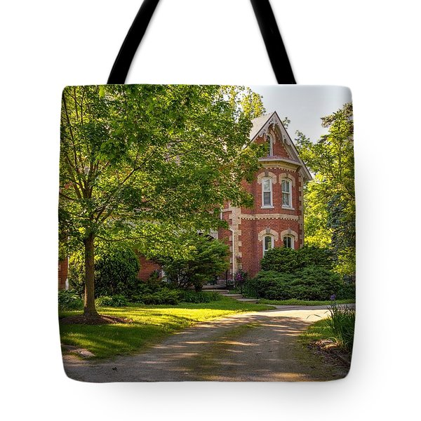 Victorian 2 Tote Bag by Steve Harrington